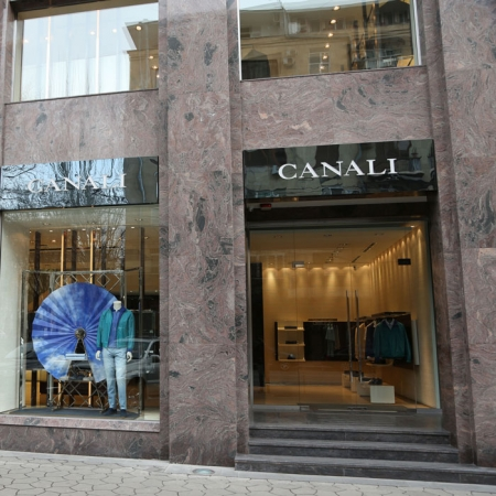 Canali brand store